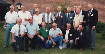 1991 Reunion Cobra Attendees