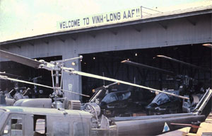 The sign over the hanger was changed 70-71