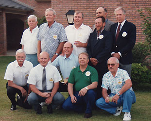 1991 Reunion 1964-65 Cobra Platoon Attendees
